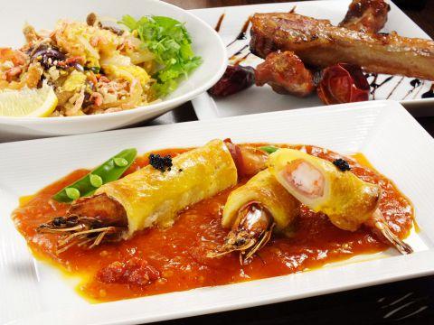 asian bistro spice