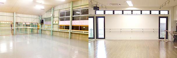 石川須姝子・田中いづみダンスアカデミー 練馬小竹向原スタジオの画像