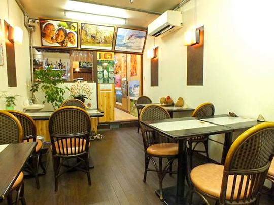 スリランカレストラン ニルミニ
