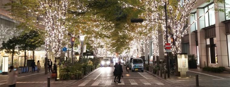 【東京駅・丸の内】クリスマス直前!街を彩るオススメイルミネーションイベント5選!(2018)