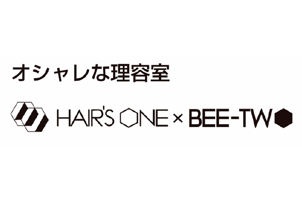 HAIR'S ONE×BEE-TWO