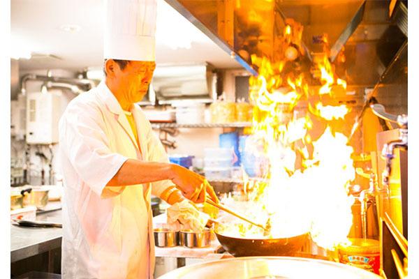 中華料理 クンタイ