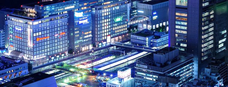 【新宿駅】駅周辺・エキナカのおススメスポット特集ページまとめ!