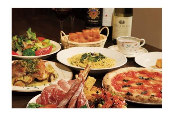 イタリア料理店 arcobaleno
