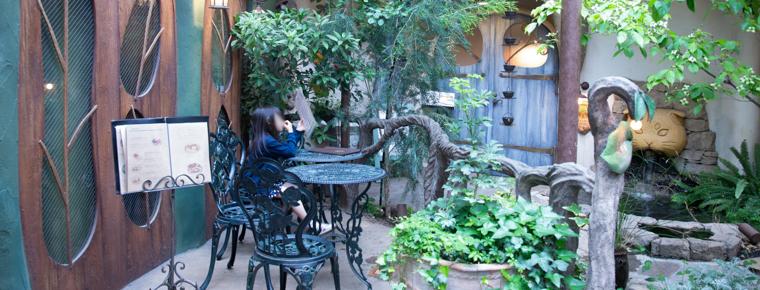 【吉祥寺駅】インスタ映えするテーマパーク風カフェで子供とくつろぎのひと時を #東京子連れカフェ