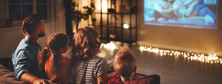 子供から大人まで感動!家族で観たい名作5選