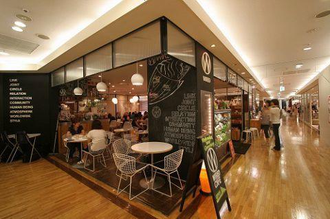 WIRED CAFE 大宮ルミネ店