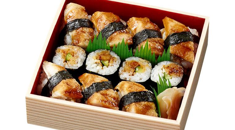『穴子寿司 平島』とろける一口穴子