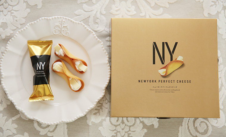 「NEWYORK PERFECT CHEESE(ニューヨークパーフェクトチーズ)」