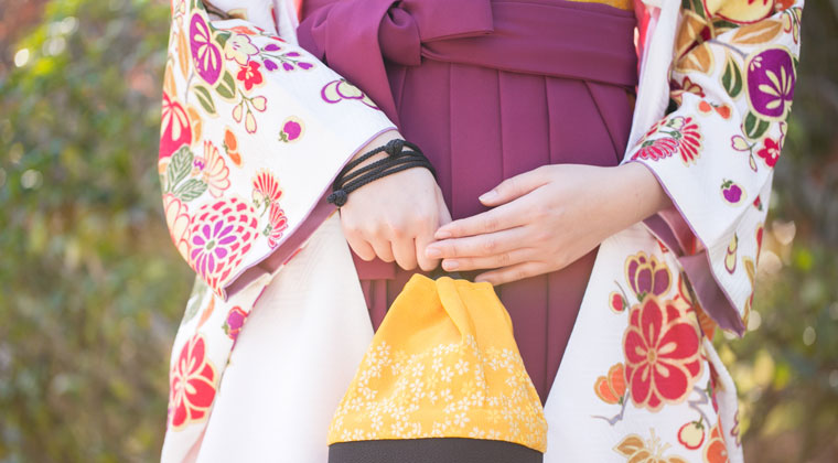 【卒業式・入学式】晴れ着選びに役立つ今どきの着物事情をご紹介