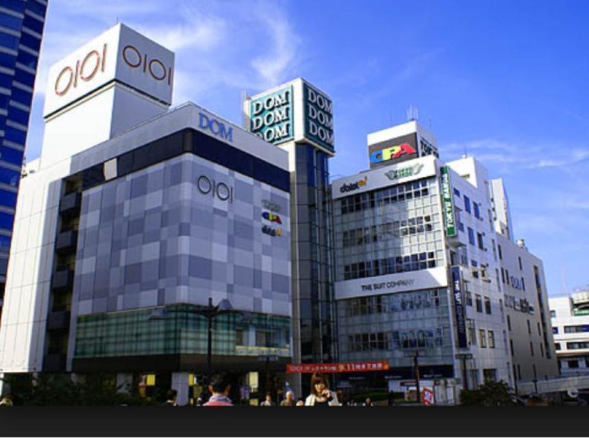 Super 100yen store ez DOM大宮店