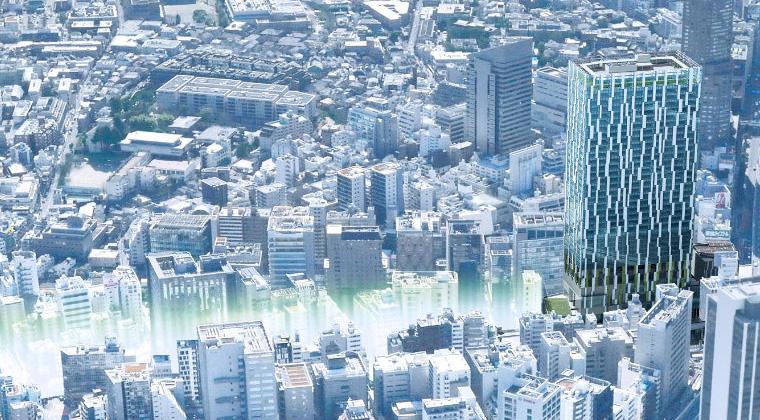 渋谷ストリーム(SHIBUYA STREAM)