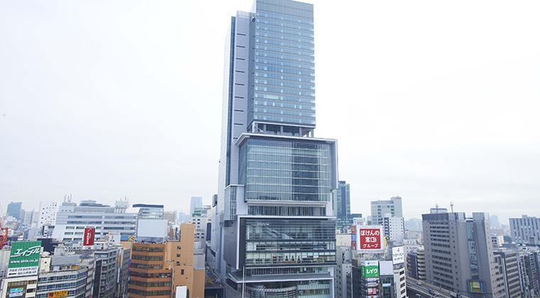 Shibuya Hikarie(渋谷ヒカリエ)