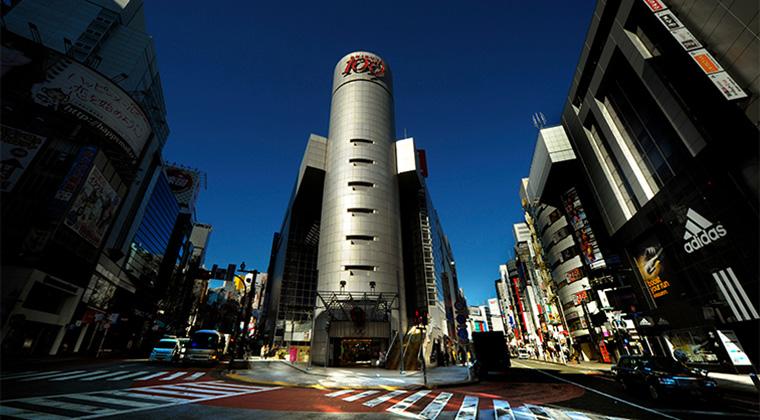 SHIBUYA 109(渋谷 109)