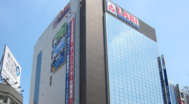 ヤマダ電機LABI 新宿西口館
