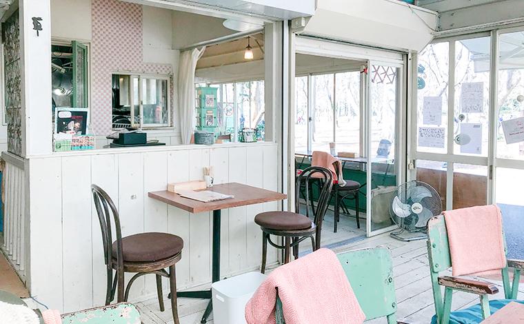 Café du lièvre(カフェ・ドゥ・リエーヴル)うさぎ館