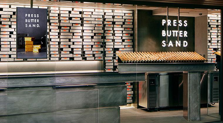 PRESS BUTTER SAND東京駅店