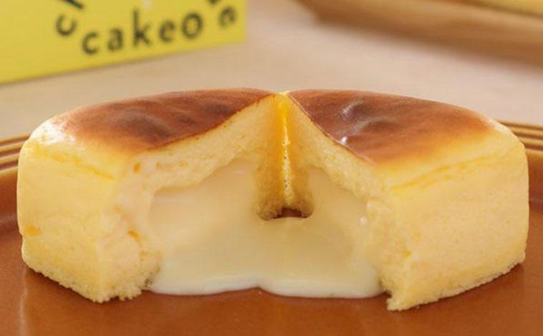 『テラ・セゾン』の「チーズフォンデュケーキ」