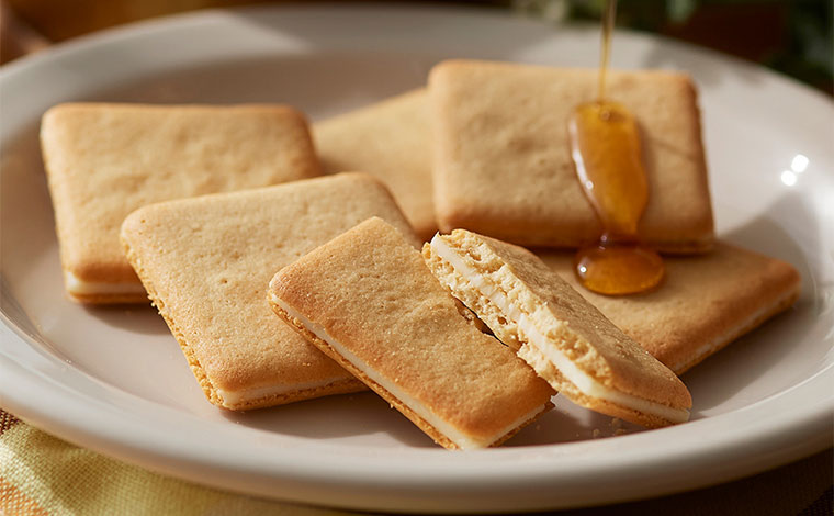 『ザ・メープルマニア』の「メープルバタークッキー」